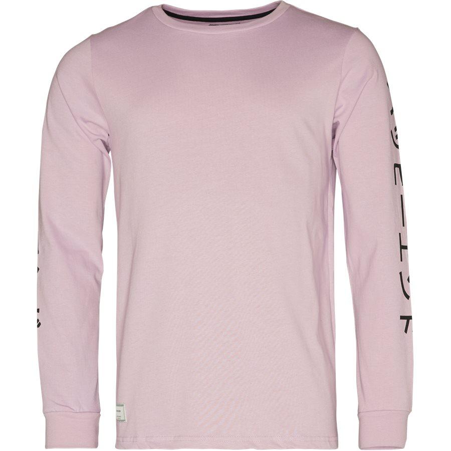 SAPPORO - Sapporo - T-shirts - Regular - DUSTY ROSE - 1